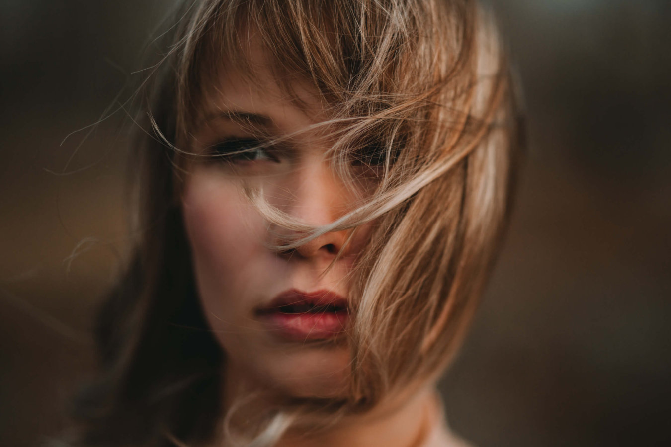 Calgary Portrait Model | Closeup | Alberta Modelling Photographer