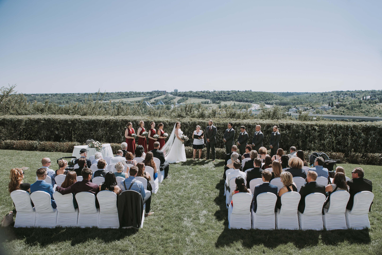 Unplugged Wedding | Fairmont Hotel Macdonald | Edmonton Wedding Photographer | Anita Jeanine Photography | www.anitajeanine.com