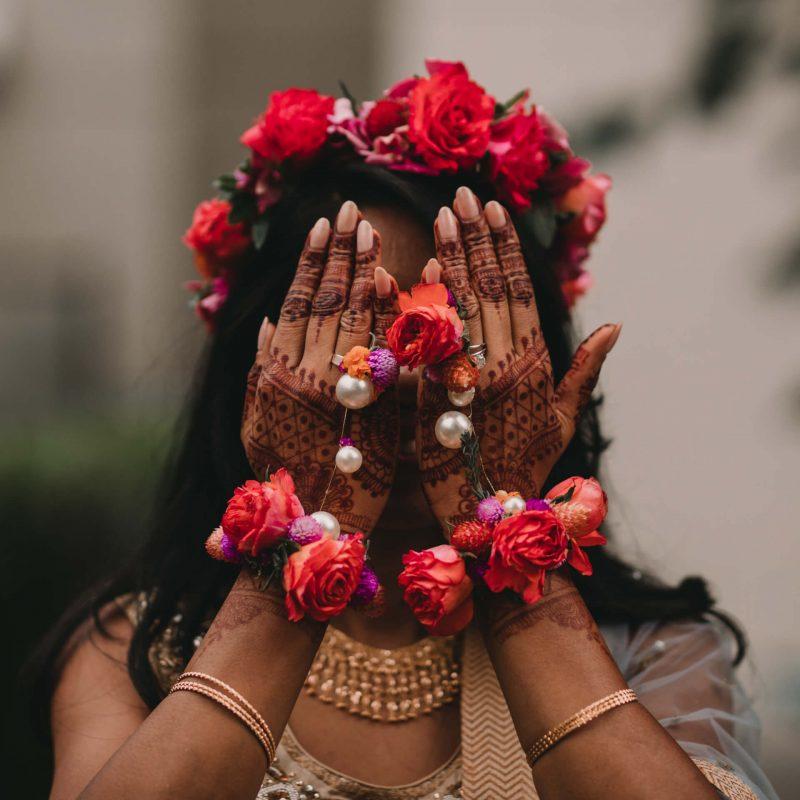 Mehendi Calgary Indian Wedding Photographer