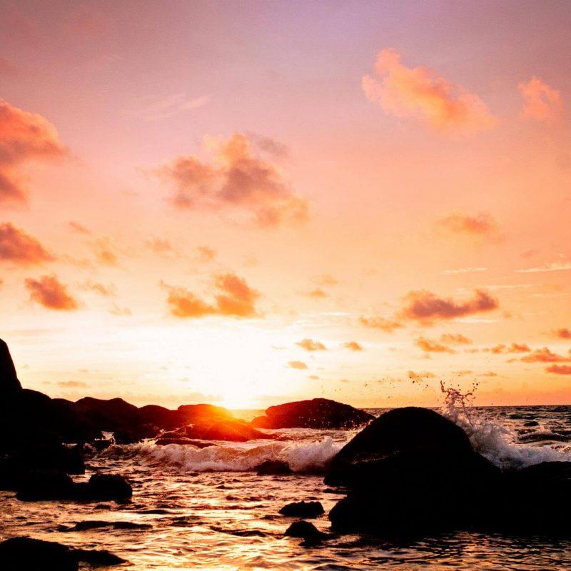 Karon Thailand Beach Sunset | Destination Wedding Photographer