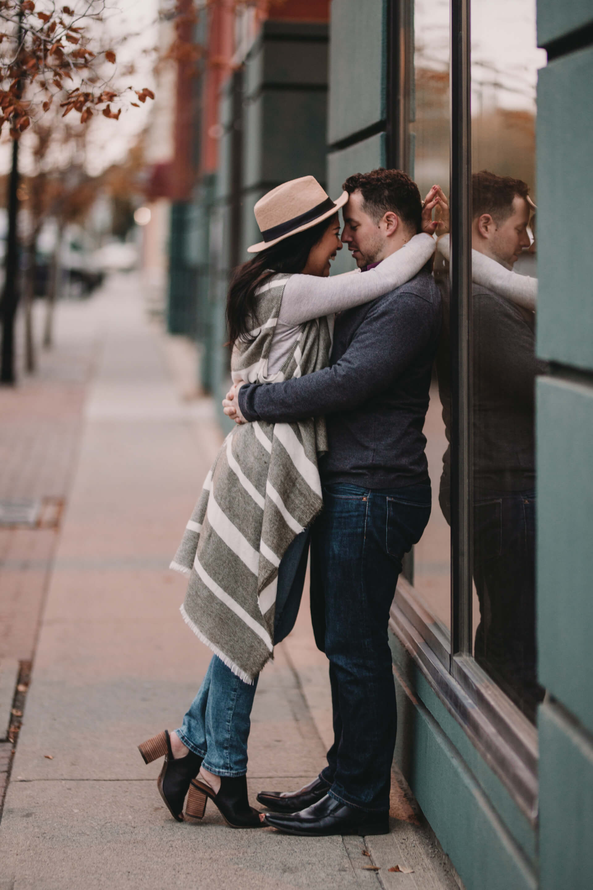 Calgary Engagement Photographer | Kensington Photo Ideas