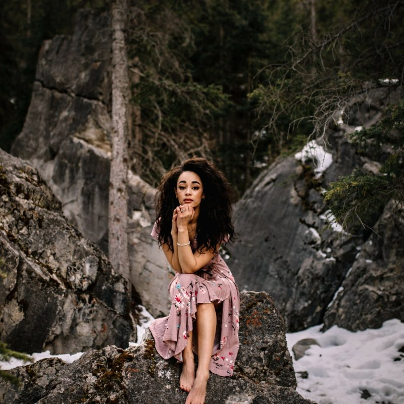 Shannon Bailey   Calgary Portraits   Modeling Photography   Canmore Photo Session