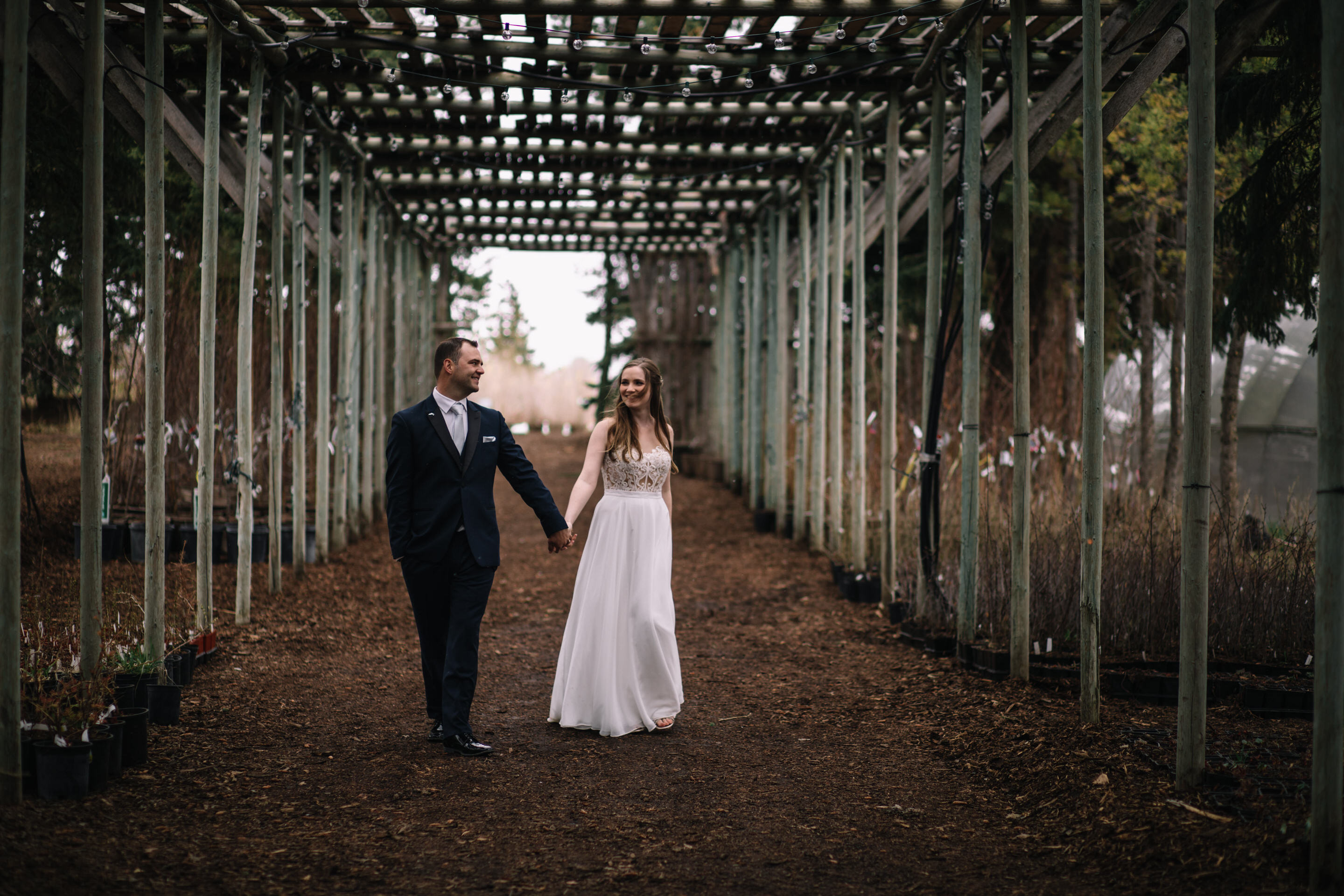 Best Calgary Photographers | Saskatoon Farm Wedding | Banff Wedding Photography | Canmore Wedding Photography | Intimate Weddings | Calgary Elopement | Anita Jeanine Photography | Greenhouse Wedding | Barn Wedding | Outdoor Wedding | Rustic Wedding