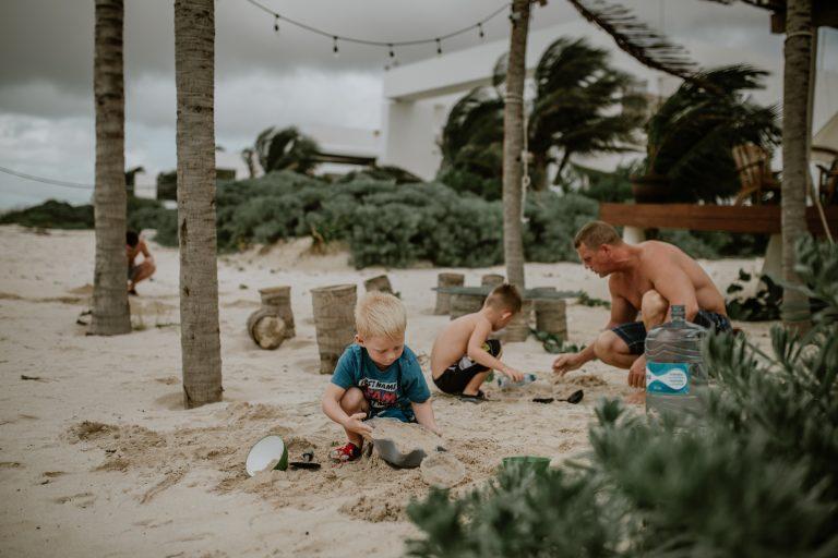 Telchac Puerto Family Photographer | Mexico Destination Photography | Beach Photos | Anita Jeanine Photography