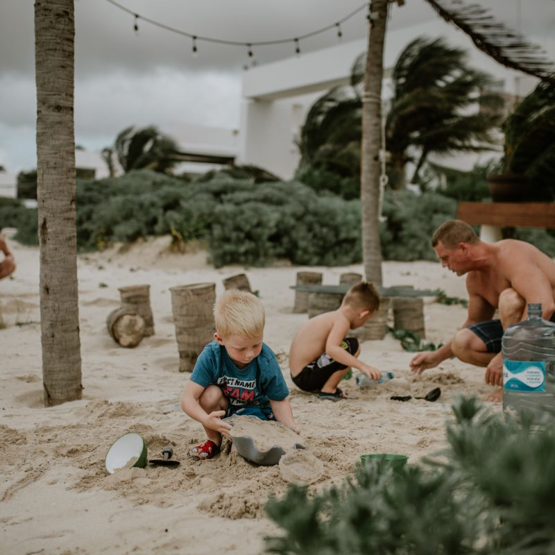 Telchac Puerto Family Photographer | Mexico Destination Photography | Beach Photos | Anita Jeanine Photography