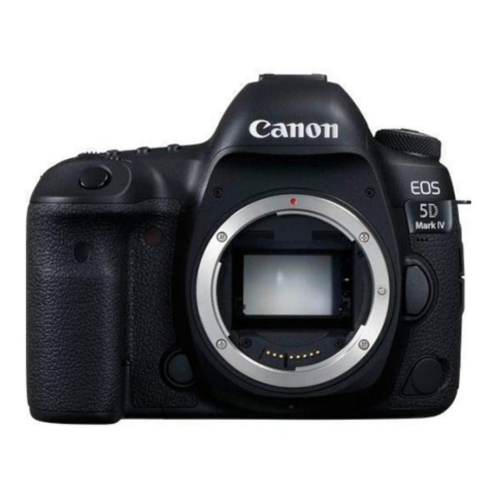 Canon EOS 5D Mark IV Digital DSLR Camera Body - Wedding Photography Gear